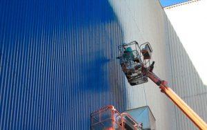 Pintado Nave Industrial